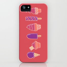 Ice cream 2 iPhone Case