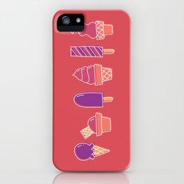 Ice cream 2 iPhone Case