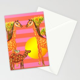 Camel's friends Stationery Cards