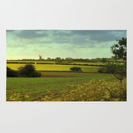 Norfolk Countryside (UK) Rug