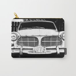 Old Volvo Carry-All Pouch