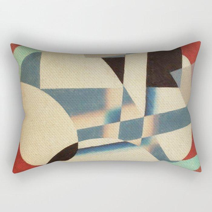 Construction of Delirium Rectangular Pillow