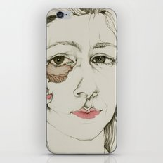 Sueños rotos iPhone & iPod Skin