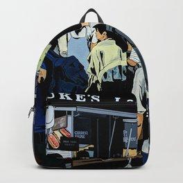 Lukes Lobster Backpack
