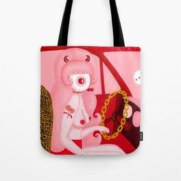 Corneashia Tote Bag