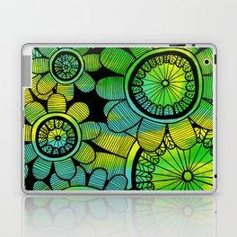 Big Floral 2 Laptop & iPad Skin
