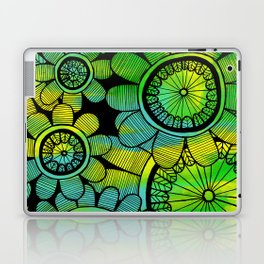 Big Floral 2 Laptop & iPad Skin