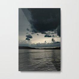 Storm Clouds on Lake of the Ozarks I  Metal Print