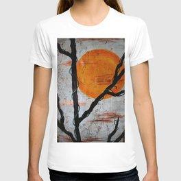 Sun Play Collage T-shirt
