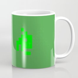 Space'nvaded 40th Coffee Mug