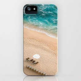 Beach Vacation iPhone Case