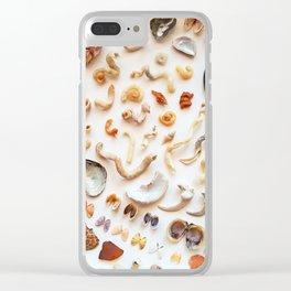 Twisty, Twisty Clear iPhone Case