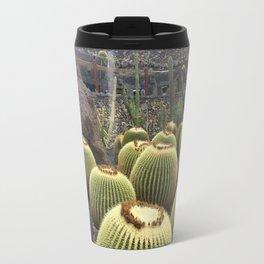 Cactus and Hugs Travel Mug