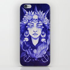 Cyhiraeth - 海的死神 iPhone & iPod Skin