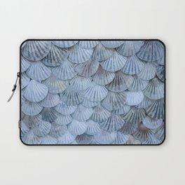 Elegant Seashells Laptop Sleeve