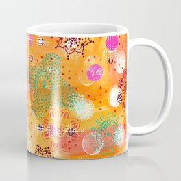 Flying Mandalas Coffee Mug