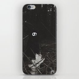 Woe in the dark forest~ iPhone Skin