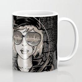 Dangerous Mind Coffee Mug