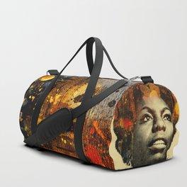 Nina Simone Duffle Bag