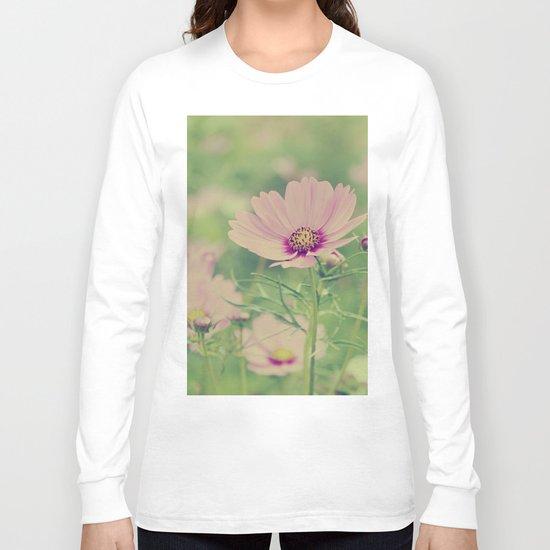 Summer's Blush Long Sleeve T-shirt