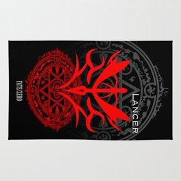 Fate/Zero Lancer Rug