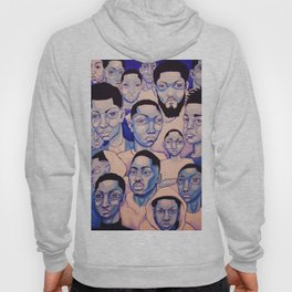 Black Boy Blues Hoody