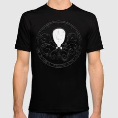 Hail Slender SMALL Black Mens Fitted Tee