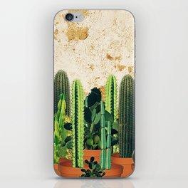 the garden iPhone Skin