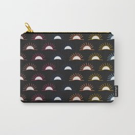 Sunset pattern Carry-All Pouch