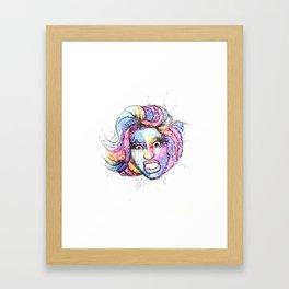 Nicki Framed Art Print