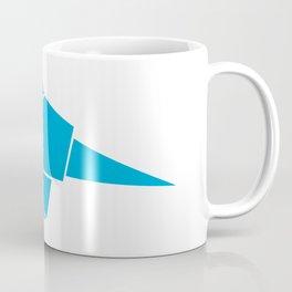 Little bird origami Coffee Mug