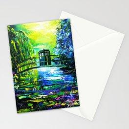 Tardis Art Stationery Cards