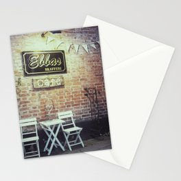 Ebbas cafe Stationery Cards