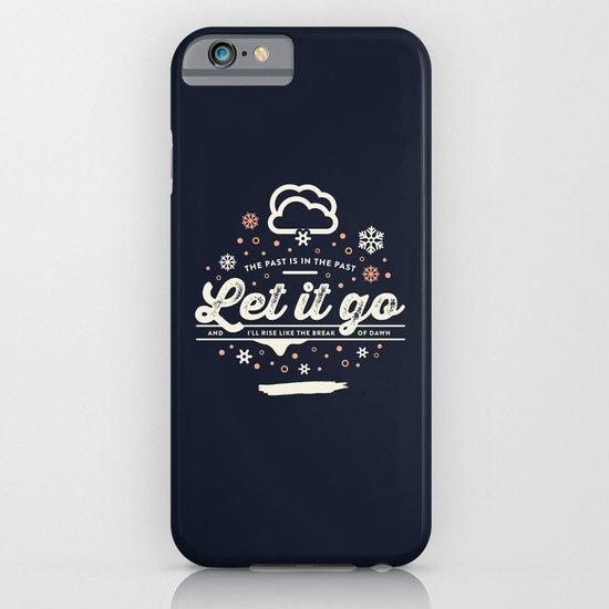 Let It Go - Idina Menzel (Frozen) iPhone & iPod Case