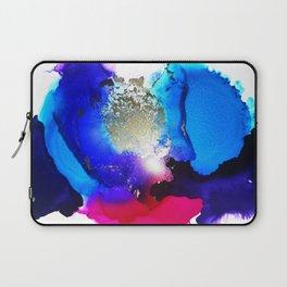 Liquid Petunia Laptop Sleeve