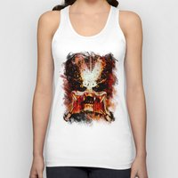 predator Tank Tops featuring Predator by Sirenphotos