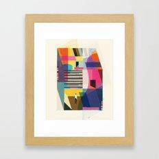 Virtual Framed Art Print