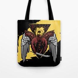 Apocaliptic Angel Tote Bag