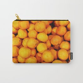Mandarin, tangerine Carry-All Pouch