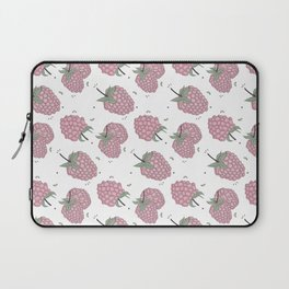 Pink raspberry Laptop Sleeve