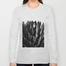 Agave Chic #7 #succulent #decor #art #society6 Long Sleeve T-shirt
