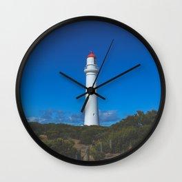 Split Point Lighthouse Wall Clock