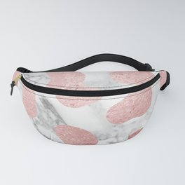 Marble Gold Session III-XVI Fanny Pack