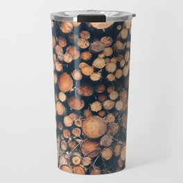 Brecon Wood Travel Mug