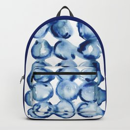 Jellyfish | Watercolour Pattern Backpack