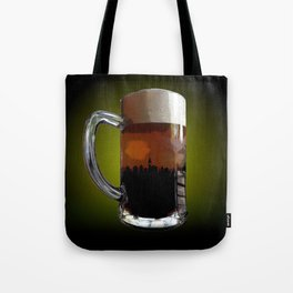 Big Beer Tote Bag