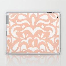 Penguin Classic: Peach Laptop & iPad Skin