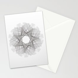Guilloche #3 Stationery Cards