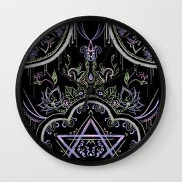 Magical Portal Wall Clock
