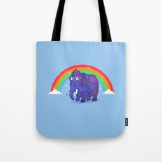Magical Mammoth Tote Bag